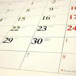 CalendarOblique