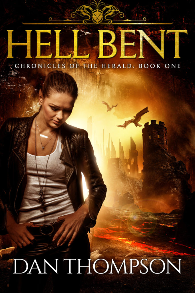 Book Cover: Hell Bent
