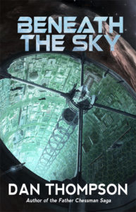 Book Cover: Beneath the Sky