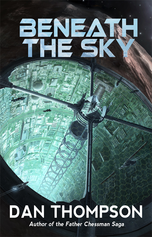 Book Cover: Beneath the Sky
